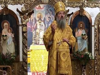 Митрополит УПЦ – Президенту: Церковь хотят сделать изгоем в собственной стране