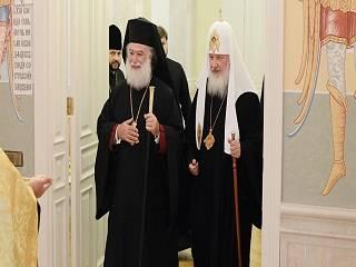 В РПЦ заявили о том, что Патриарх Кирилл не будет поминать Александрийского Патриарха, признавшего ПЦУ