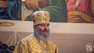 Митрополит Онуфрий объяснил, почему Бог разрешает демонам приближаться к людям
