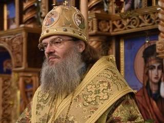 Запорожский митрополит УПЦ считает, что ПЦУ будут внедрять в общество насильственно, как и ЛГБТ