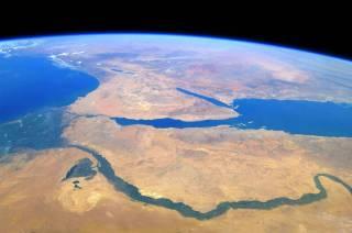 Специалисты вычислили возраст реки Нил