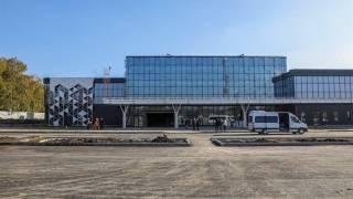 ГАСК ввела в эксплуатацию отремонтированный международный аэропорт «Запорожье»