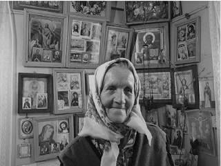 Паломница в 92 года отправилась в крестный ход в Почаев