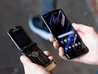 Motorola воскресила культовую модель телефона из «нулевых»