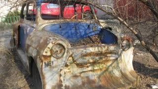 Киевским коммунальщикам наконец-то разрешили «ликвидировать» брошенные автомобили