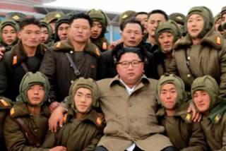 Ким Чен Ын призвал своих лучших бойцов готовиться к войне