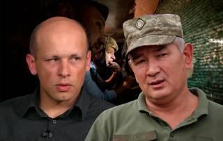 Гончар-Утюшев и ситуационная комната для президента Зеленского