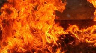 На Львовщине при пожаре погиб офицер, еще один военный обгорел