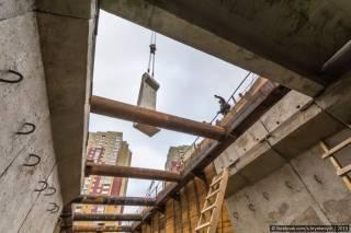 В Сети появились фото из первого туннеля метро на Виноградарь