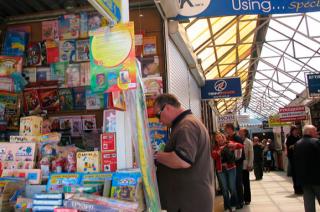 На месте рынка «Петровка» в очередной раз хотят отгрохать громадный ТРЦ