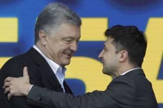 Зеленский сближается с Порошенко и начинает войну с Коломойским