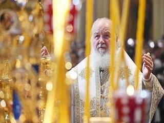 Патриарх Кирилл: Церковь никогда не «преклоняла колени» перед теми, кто оказывал на нее давление
