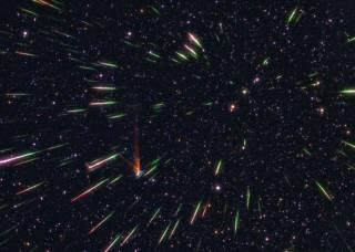 Грядущей ночью в небе будут «взрываться» метеориты