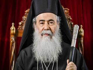 Иерусалимский Патриарх зовет Предстоятелей Церквей в Иорданию обсудить «украинский вопрос»