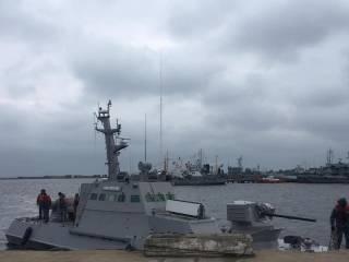 В Сети появились «несколько фоток российского тюнинга» на вернувшихся из плена кораблях
