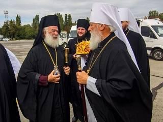 Одесский митрополит УПЦ призвал Александрийского Патриарха одуматься и пересмотреть решение о ПЦУ