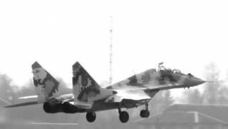МиГ-29 по украински