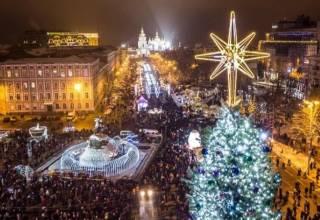 Стали известны подробности новогодней елки в Киеве