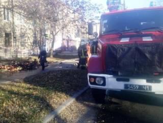 В Запорожье прямо в торговой палатке погиб продавец