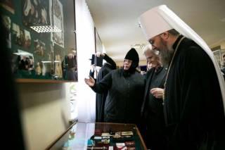 В Киеве открыли уникальную выставку старинных икон
