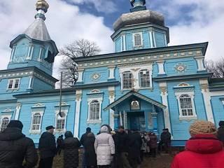 На Винниччине сторонники ПЦУ отказались от помощи УПЦ в строительстве храма