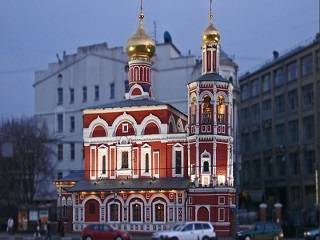 Приостановлена работа подворья Александрийского патриархата в Москве