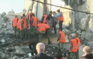 В Албании произошло мощное землетрясение: пострадали сотни людей, есть погибшие