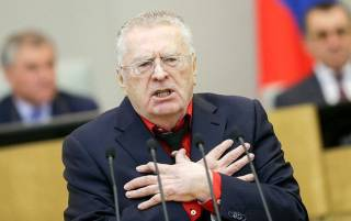Бесноватый Жириновский пригрозил «превентивно уничтожить» Украину