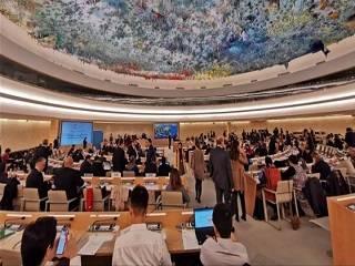 В ООН правозащитник поднял тему закона о принудительном переименовании УПЦ