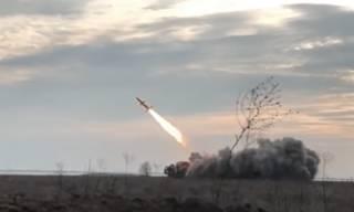 Украинские военные испытали новую «морскую» ракету, созданную в Киеве