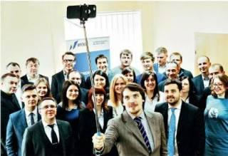 Украинские соросята: Шкрум, Нефедов, Юрчишин и все-все-все