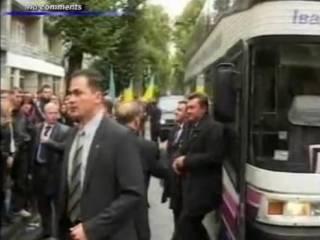 Участника «покушения» на Януковича одарили высокой должностью