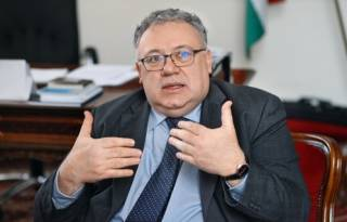 Венгерский посол нелестно высказался об украинском языке