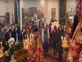 В Виннице верующие УПЦ почтили память святого архиепископа, расстрелянного НКВД