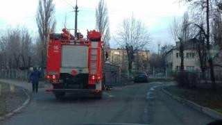 На пожаре в киевском детском саду погиб человек