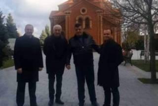 Главный комиссар Армении по делам Диаспоры впервые посетил армянскую общину Одессы