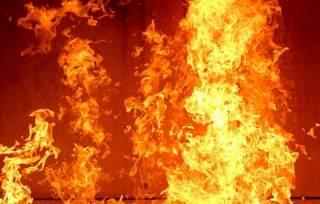 В Киеве совершено очередное «огненное» нападение на сеть фермерских магазинов