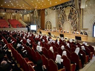 Архиерейский Собор РПЦ озвучит позицию по расколам и тем, кто поддерживает их