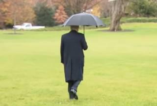 С Трампом и его женой произошел пикантный курьез