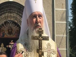 Митрополит УПЦ: Православный мир стоит на пороге раскола, масштабы которого можно сравнить с 1054 годом