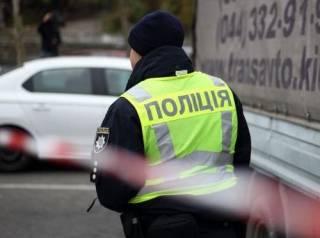 В Киеве дерзкие налетчики на BMW X5 ограбили клиента «Приватбанка»