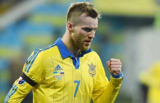 Ярмоленко включили в число претендентов на звание лучшего бомбардира Евро-2020