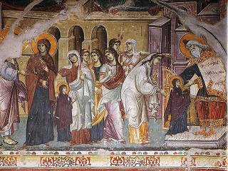 Сегодня православные отмечают праздник Введения во храм Богородицы