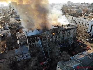 В Одессе УПЦ начала сбор средств для 22 жертв масштабной трагедии – пожара в колледже