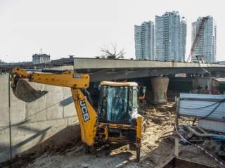 В Киеве наконец-то «сомкнули» Шулявский мост