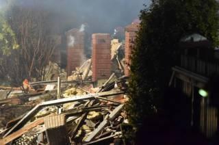 На популярном польском курорте взорвался дом