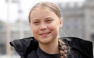 Грета Тунберг «отхватила» себе еще одну престижную премию