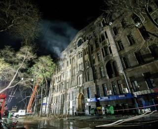 Стали известны истинные масштабы пожара в Одессе. В городе объявлен траур