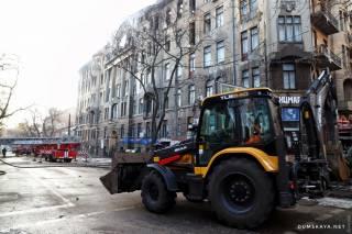 Появились любопытные детали пожара в Одессе