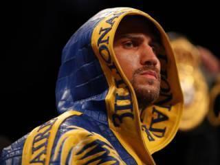 Украинец стал лучшим боксером 2019 года